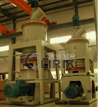 Coal ash grinding machine production line