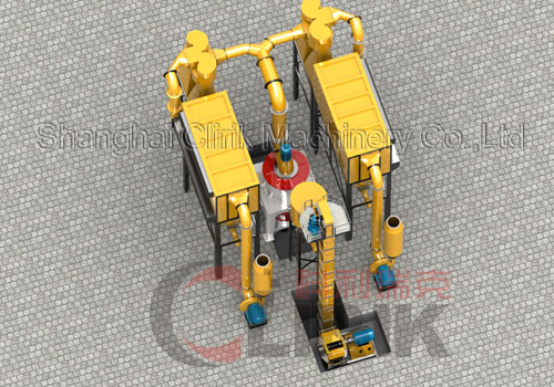 Activated carbon grinding equipment; Activated carbon stone