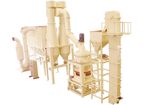 Zeolite Powder Grinding Equipment