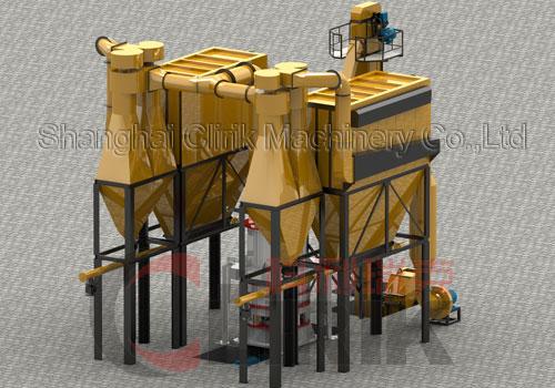 Potassium ore grinding equipment for sale