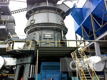 Basalt vertical grinding mill