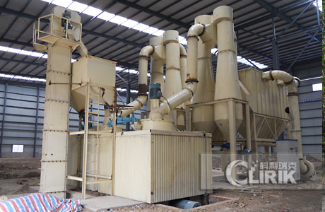Dolomite stone grinding equipment2