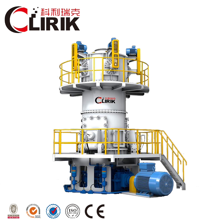 CLUM Superfine Vertical Mill