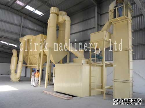 HGM100 grinding equipment