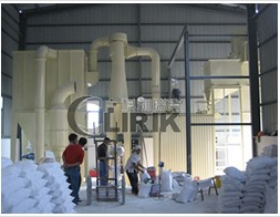Fly ash grinding equipment; fly ash grinding machine