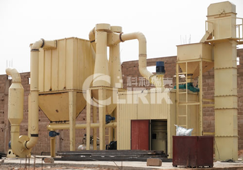 Fluorite grinding machine; Fluorite grinding equipment for s