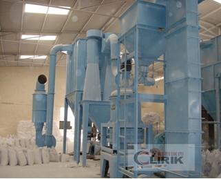 Water granulated slag grinding equipmen