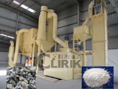 Calcite carbonate grinding equipment, Calcite carbonate grin