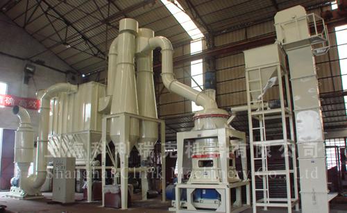 GGBFS grinding machine