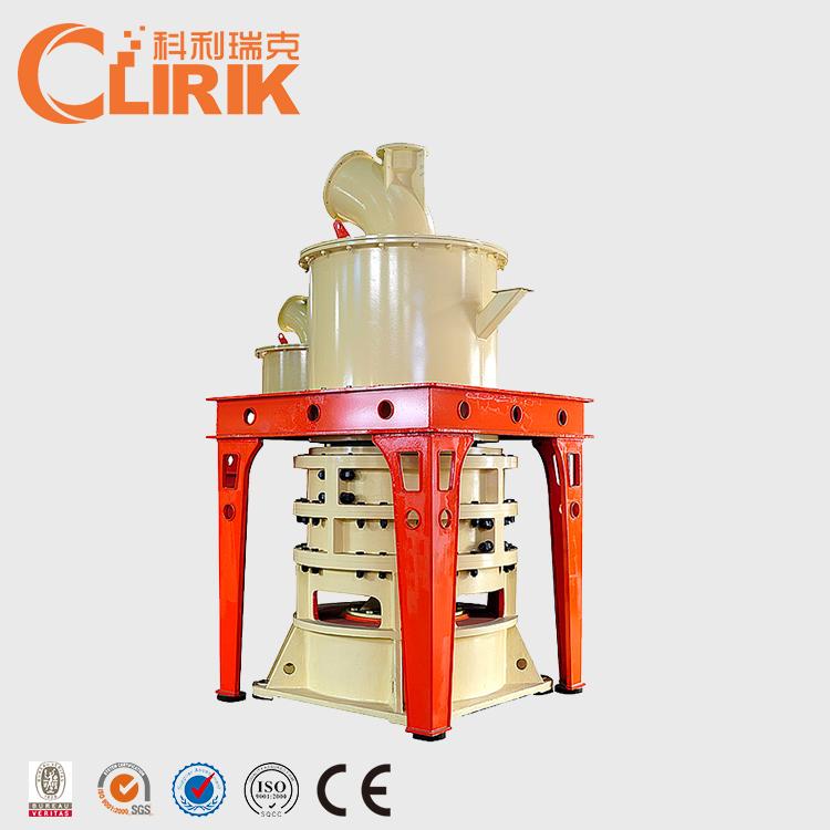 barite grinding equipment