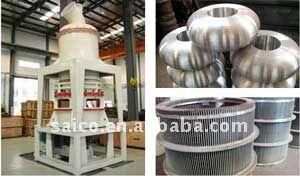 Gypsum ultrafine grinding equip